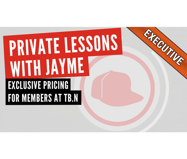 Private Lesson - Executive Member