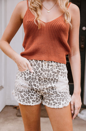 MINK PINK FIERCE SHORT