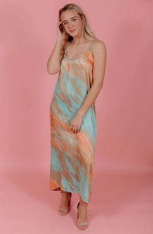 GROOVE WITH ME MAXI DRESS