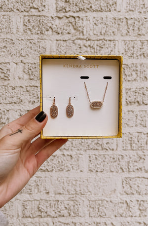 KENDRA SCOTT SATELLITE ELISA & LEE GIFT SET