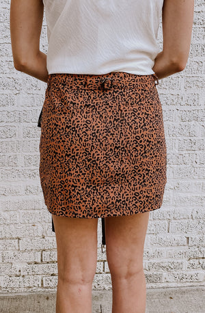 TAKE MEOWT MINI SKIRT