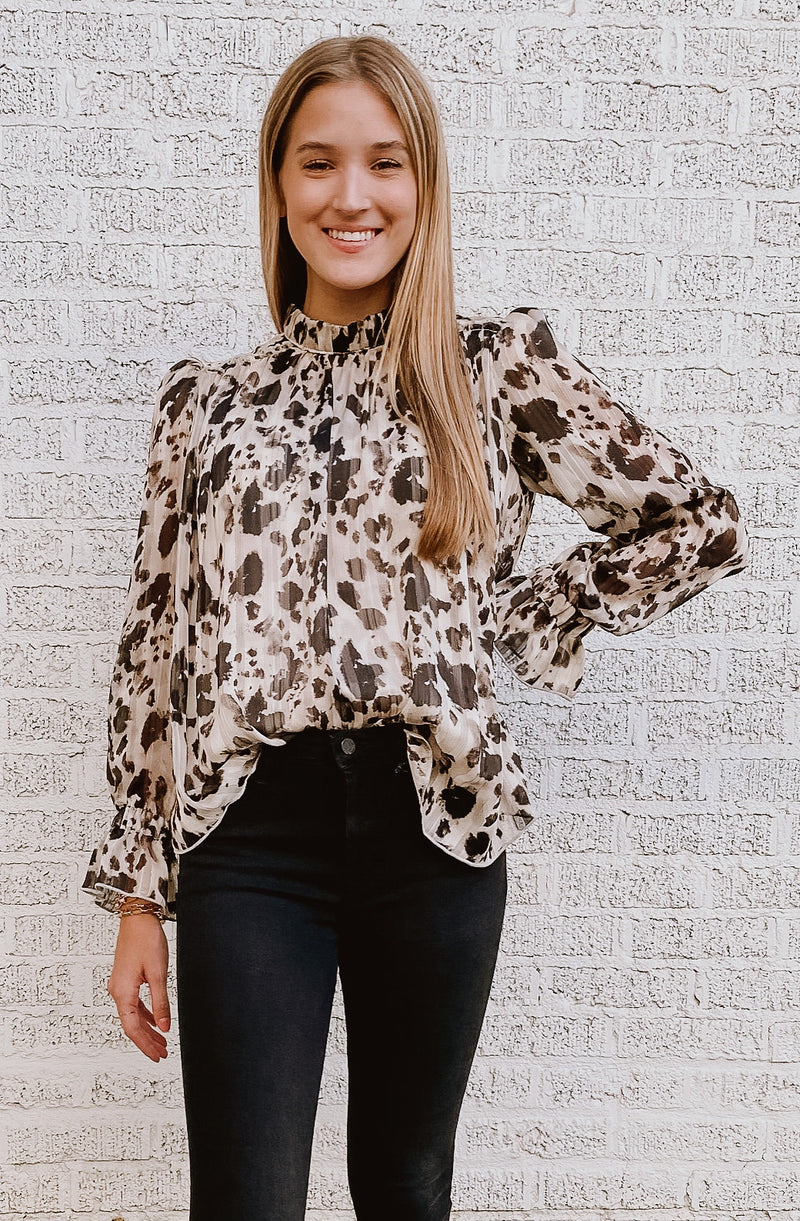 DARLING DELILAH BLOUSE