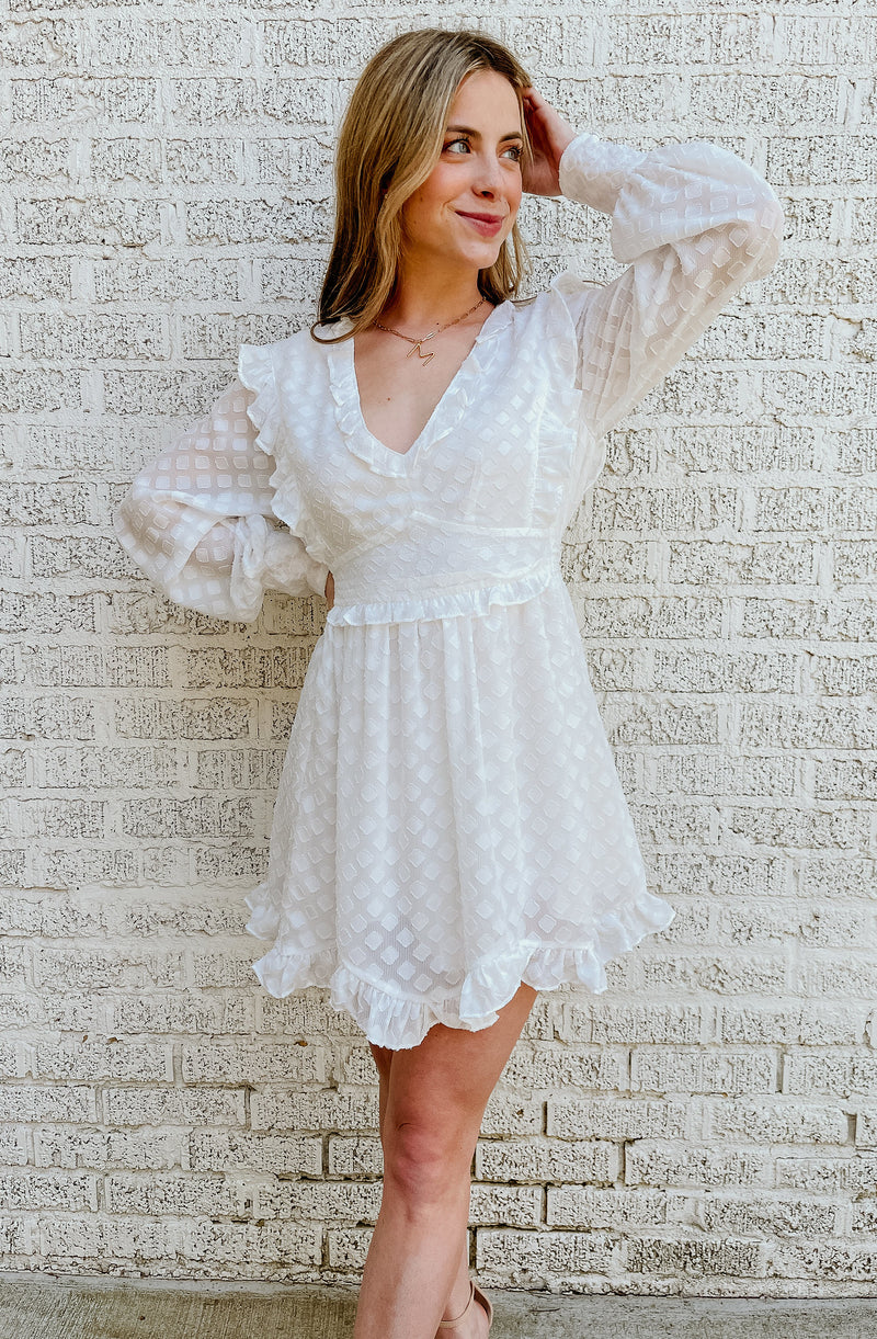 FREE SPIRIT MINI DRESS