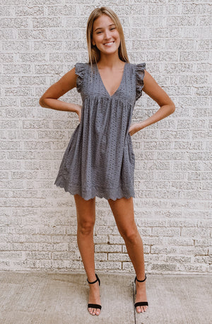 TOO GOOD TO BE TRUE ROMPER