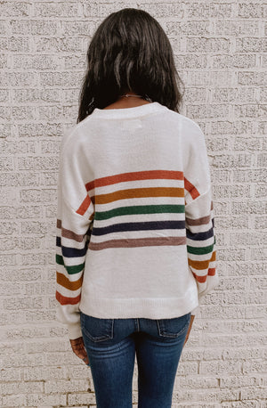 YOUR LINE TO SHINE SWEATER
