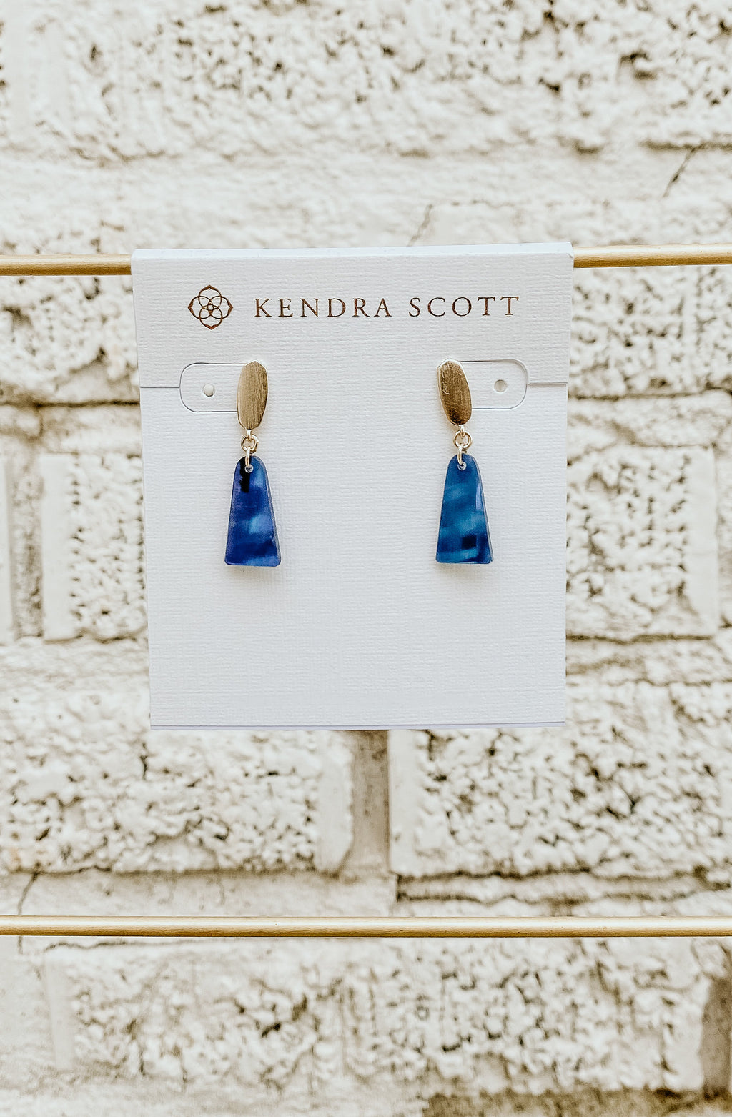 KENDRA SCOTT NOAH SMALL DROP EARRING