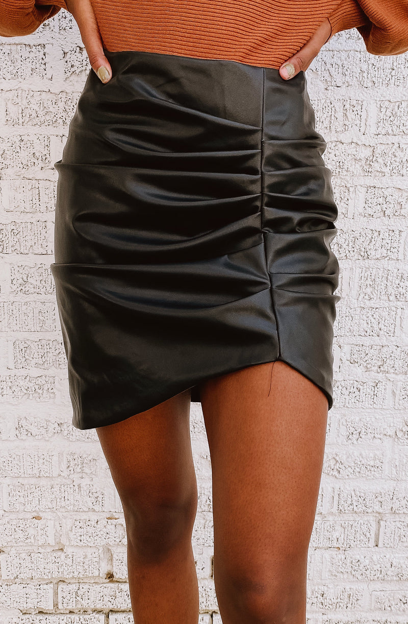 A WEEKEND MUST HAVE SKIRT