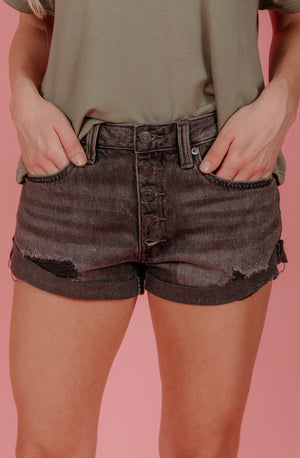 FREE PEOPLE ROMEO ROLLED SHORTS