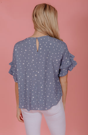 GROWING PAINS BLOUSE