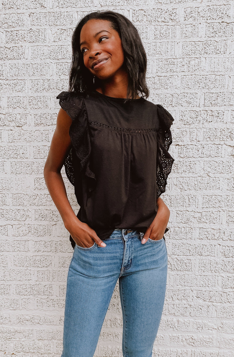 CROCHET FOR THE DAY BLOUSE