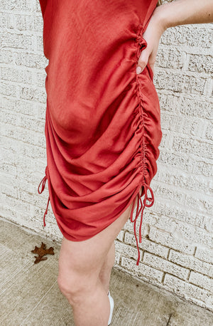 FREE PEOPLE DAY TO NIGHT SLIP DRESS