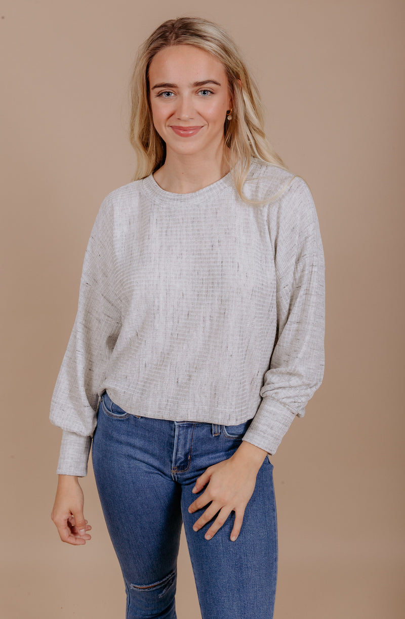 LAYER UP KNIT TOP
