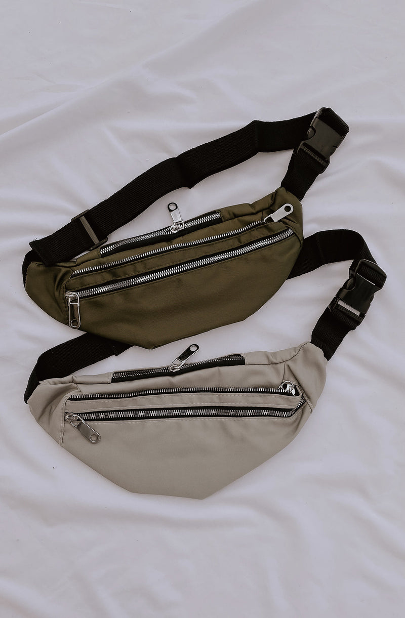 LET'S GO ON AN ADVENTURE FANNY PACK