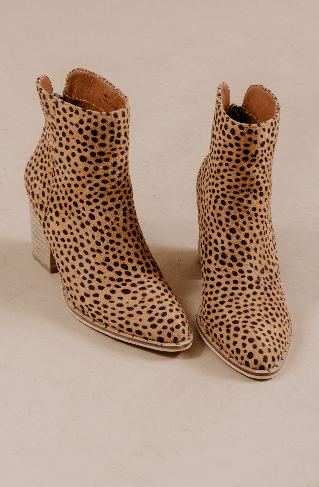 YOU MAKE ME WILD BOOTIES