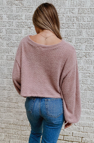 YOU DARLING GIRL SWEATER