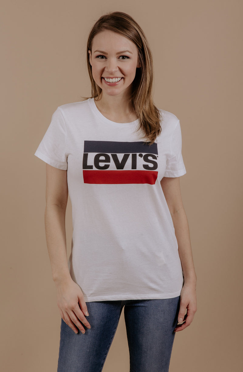 THE LEVI'S PERFECT TEE