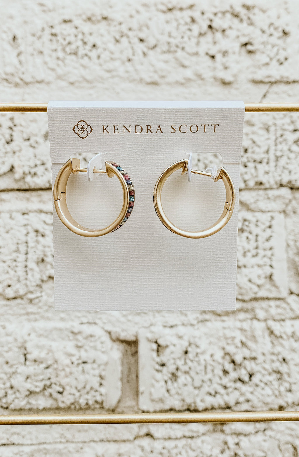 KENDRA SCOTT JACK HOOPS