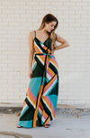 SEEING COLORS MAXI DRESS