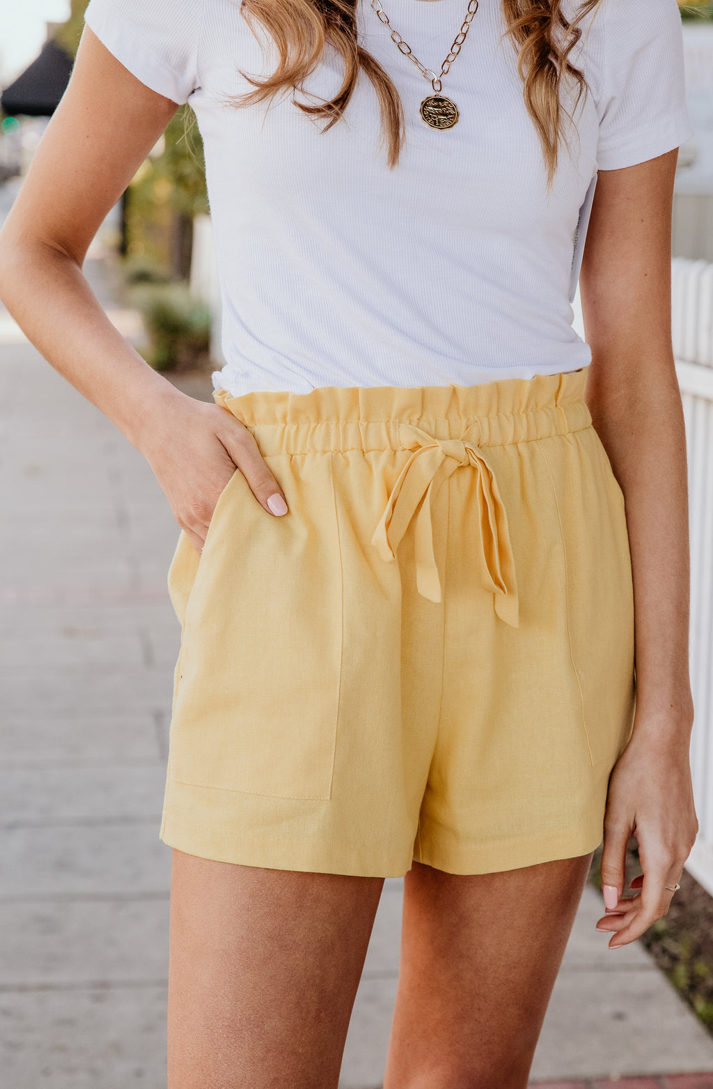 MIMOSA MORNINGS SHORTS