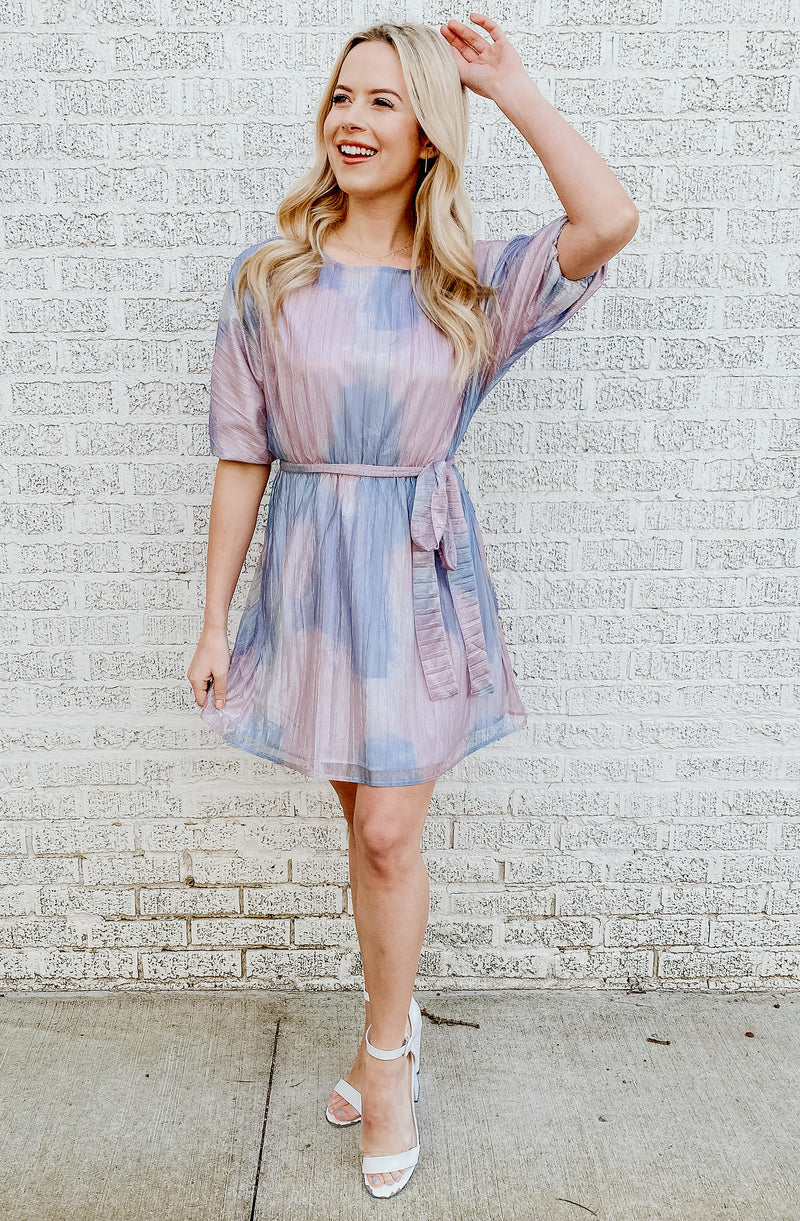 RIDE OR DYE DRESS