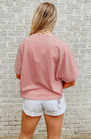 ISLAND LIFE KNIT TOP