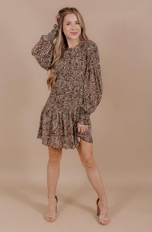 UP TO YOU MINK PINK DRESS
