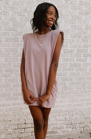 CHASE YOUR DREAMS SHIRT DRESS