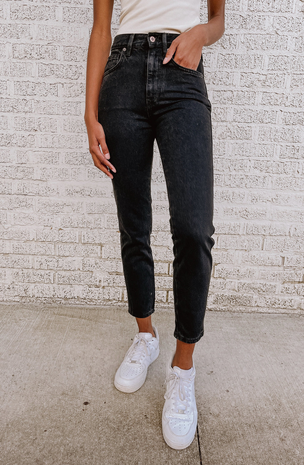 FREE PEOPLE STOVEPIPE JEAN