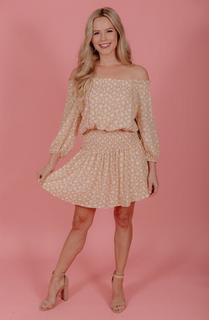 SWEETEST DAY MINI DRESS
