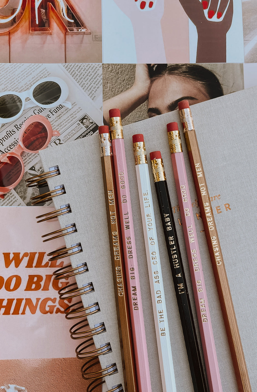 BOSS LADY PENCIL PACK