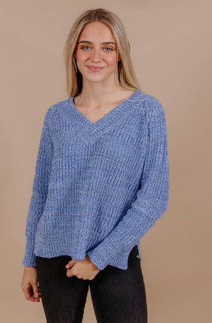 THE RAINDROP SWEATER