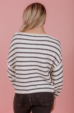 FREE PEOPLE BARDOT SWEATER