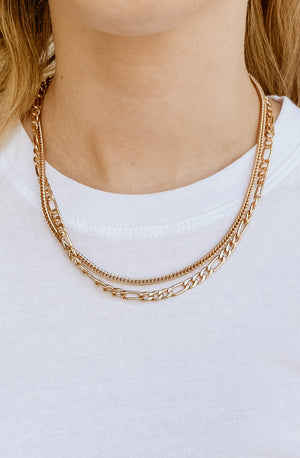 UNFORGETTABLE CHAIN NECKLACE