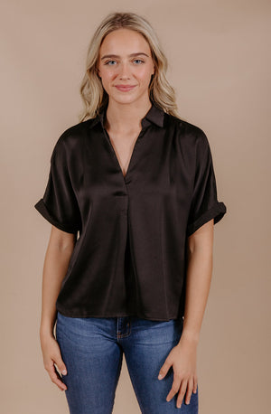 THE KNOCKOUT BLOUSE