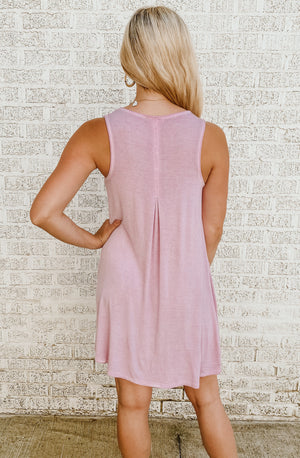 Z SUPPLY BAY V NECK DRESS