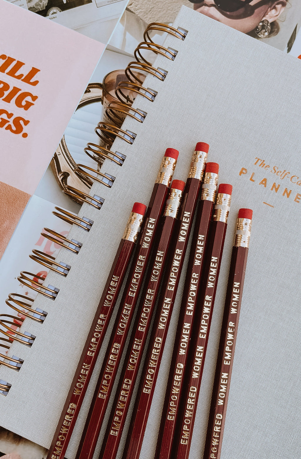 EMPOWERED WOMEN EMPOWER WOMEN PENCIL PACK