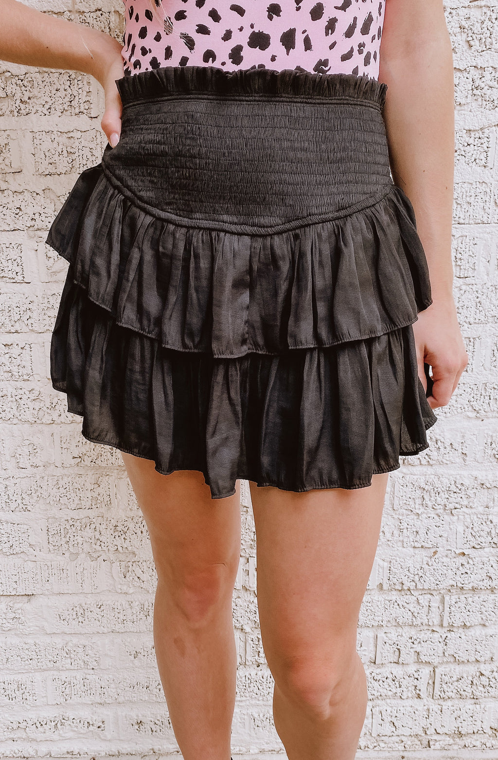 MOVIN' AND GROOVIN' SKIRT