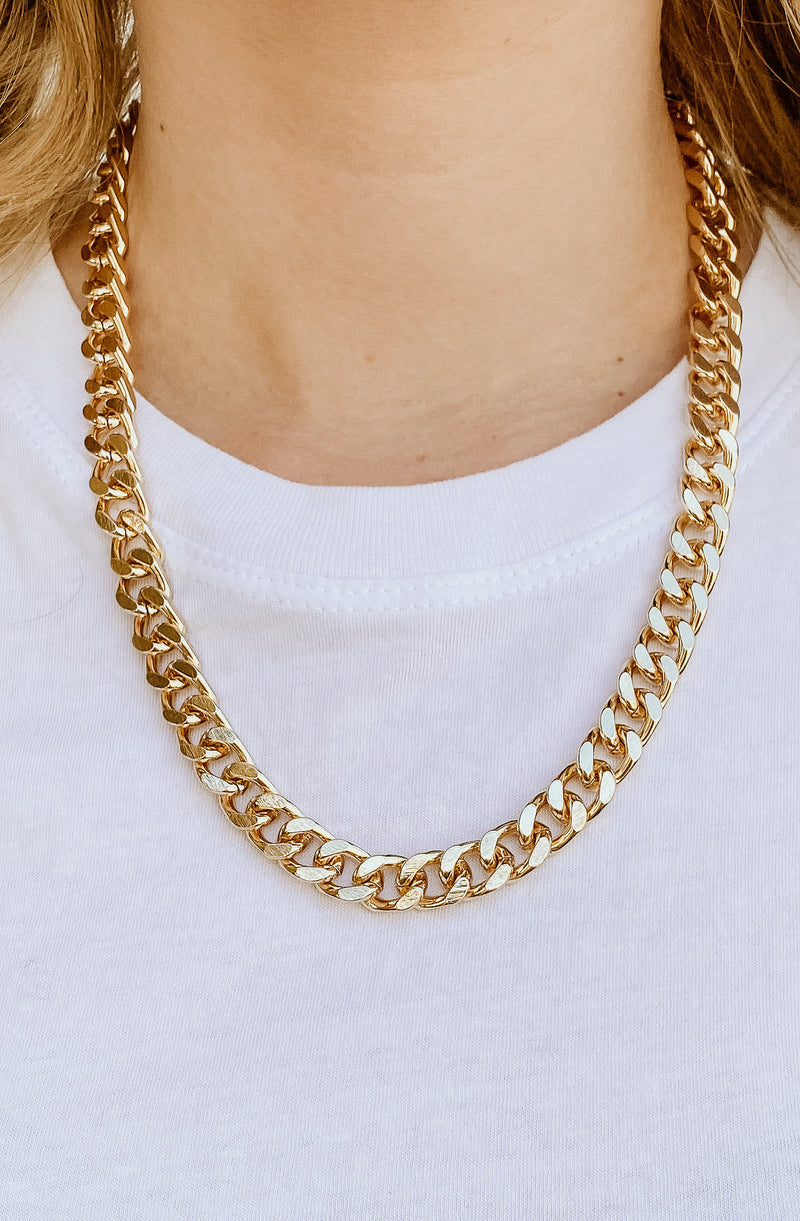GOLD RUSH GOLD CHAIN