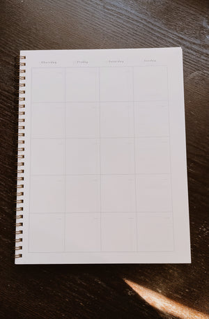 SELF CARE PLANNER - DAILY EDITION