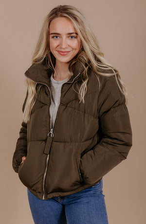 THE PUFFER UP JACKET