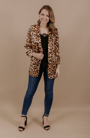 WILD AT HEART BLAZER