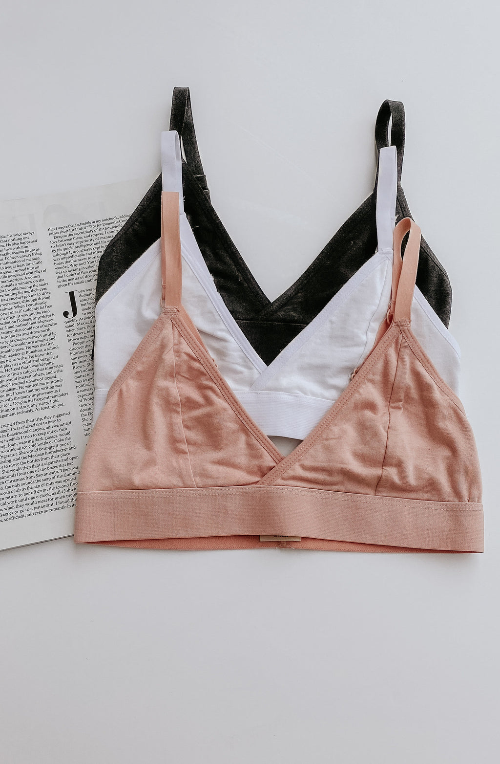 CLASSIC BRALETTE RICHER POORER