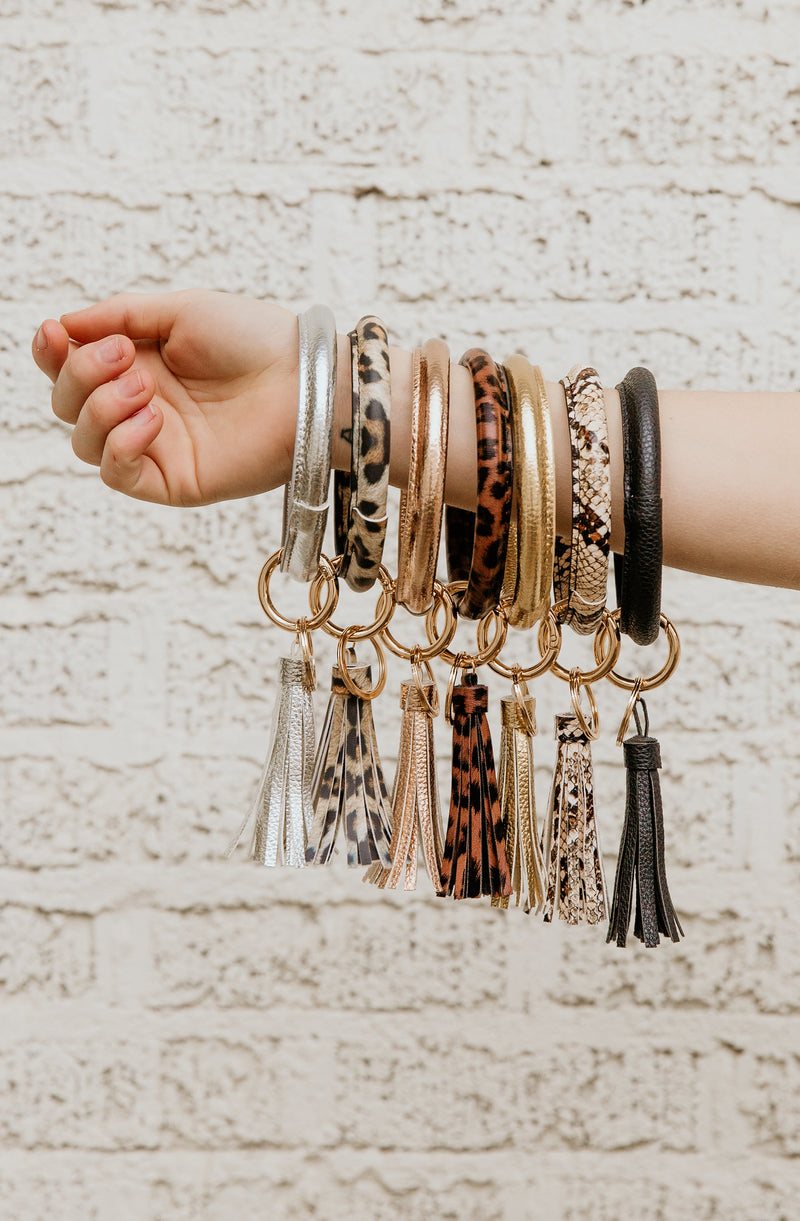 WANT THEM ALL KEYCHAIN BANGLES