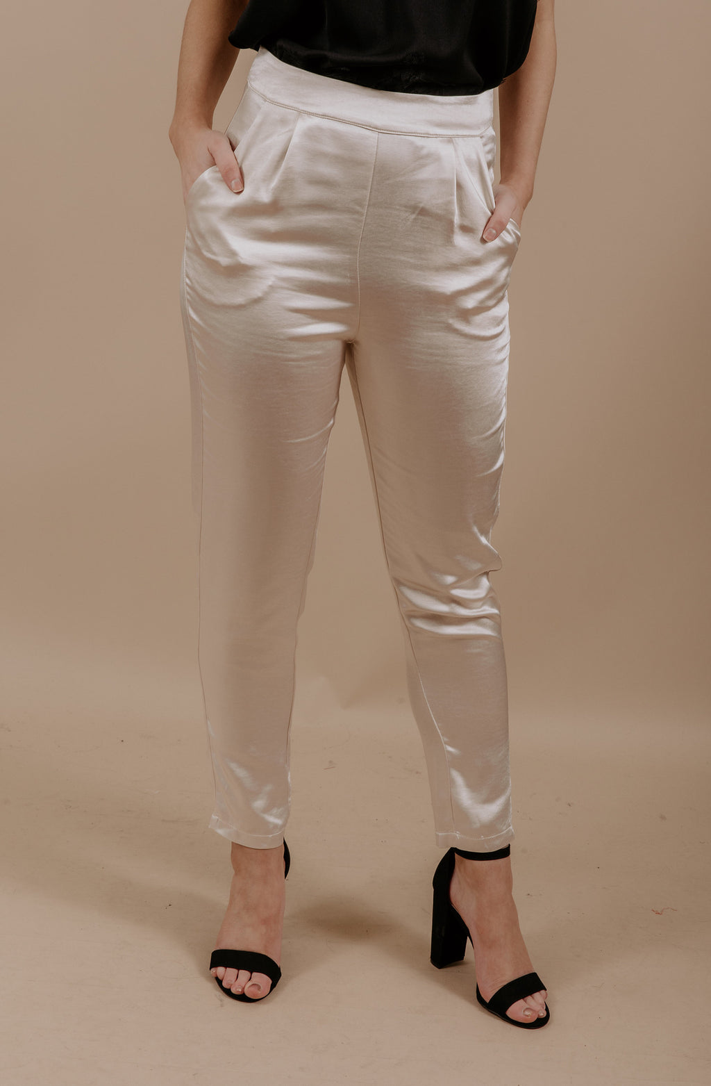 SPARKLE AND SHINE TROUSER PANTS