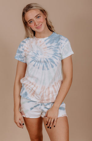 Z SUPPLY TIE-DYE TEE