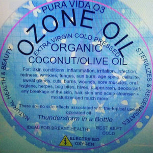 Ozone Oil from Pure Vida O2