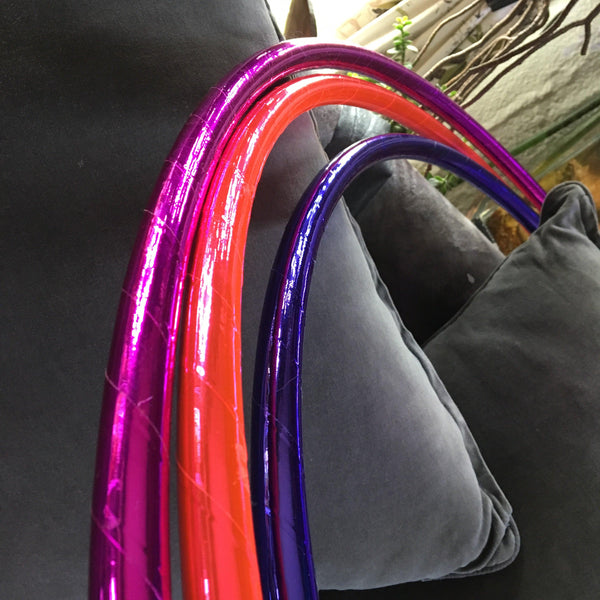 Mirrored Recyclable HDPE Butter Hoops