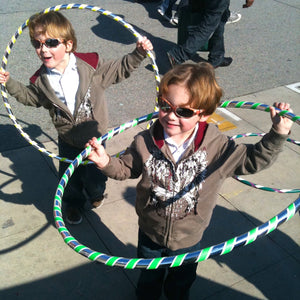 circus hoops ages 2-4 years