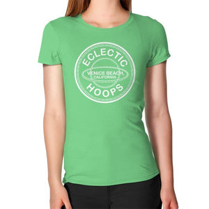 Women's T-Shirt Grass - EclecticHoops.com