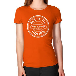 Women's T-Shirt Orange - EclecticHoops.com